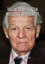 Race and Sex Differences in Intelligence and Personality: A Tribute to Richard Lynn at Eighty.